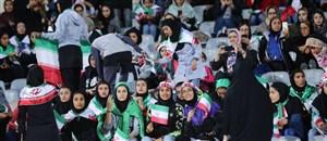اعلام زمان حضور زنان در ورزشگاه های لیگ برتر