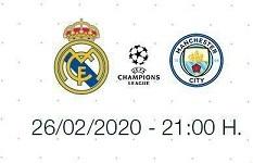 ترکیب اصلی رئال مادرید و منچسترسیتی اعلام شد