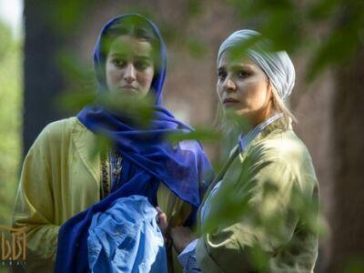 اکران مردمی فیلم آتابای با حضور نیکی کریمی و سحر دولتشاهی
