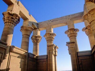 بزرگترین جاذبه رودخانه نیل - شاهکار معماری مصر باستان