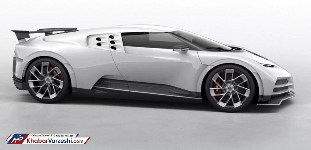 اقدام رونالدو برای خرید یکی از خاصترین خودروهای دنیا / عکس