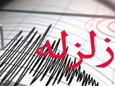 زلزله 4 ریشتری در قم