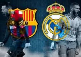 ترکیب دو تیم رئال مادرید و بارسلونا در هفته بیست و ششم