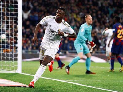 بازگشت به صدر رئال مادرید با پیروزی مقابل بارسلونا