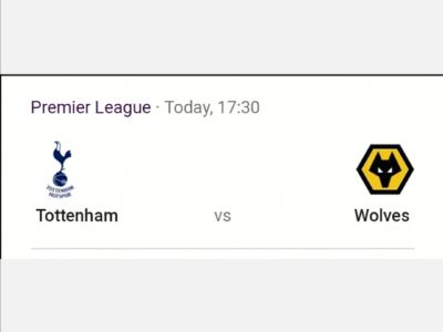 ترکیب دو تیم تاتنهام و ولورهمپتون در هفته بیست و هشتم