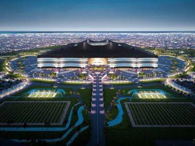 استادیوم مدرن البیت الخور قطر رسما آماده شد