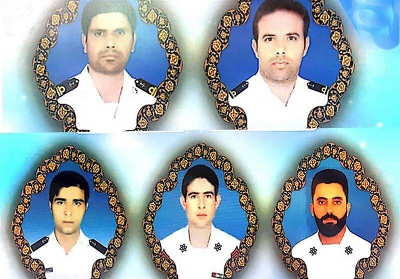اطلاعاتی جدید درباره 5 شهید حادثه ناوچه نظامی ارتش در کنارک