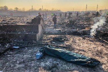 جدیدترین خبر درباره پرونده سقوط هواپیمای اوکراینی و خانواده قربانیان