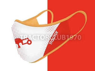 رونمایی از ماسک اختصاصی باشگاه تراکتور