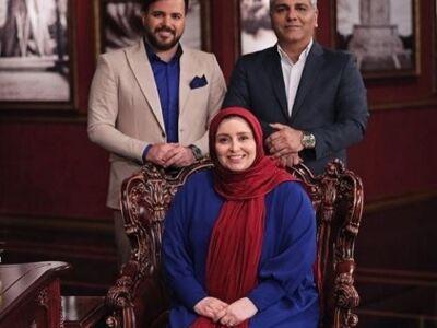 علی عبدالمالکی و ژاله صامتی مهمان امشب برنامه دورهمی / 4 خرداد 99