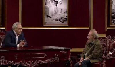 مسعود فراستی مهمان امشب برنامه دورهمی / 2 خرداد 99