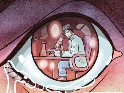 کاریکاتور پزشکان