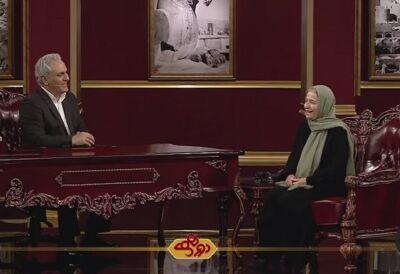 احترام برومند مهمان امشب برنامه دورهمی / 16 خرداد 99