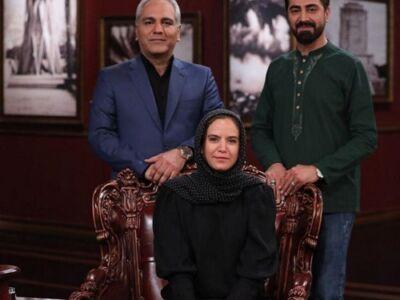 ستاره پسیانی و محمدرضا علیمردانی مهمان امشب برنامه دورهمی / 23 خرداد 99