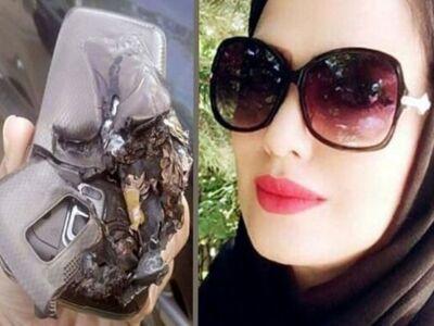 مرگ فجیع معلم اهوازی بر اثر انفجار گوشی موبایلش