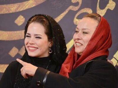 همبازی شدن آزیتا حاجیان و دخترش در سریال نجلا