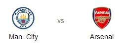 ترکیب دو تیم منچستر سیتی و آرسنال / هفته بیست و هشتم