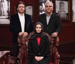 پردیس احمدیه و امیر تاجیک مهمان امشب برنامه دورهمی