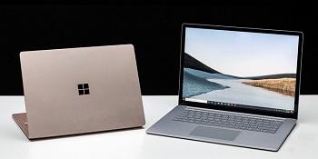 لپ تاپ های مایکروسافت